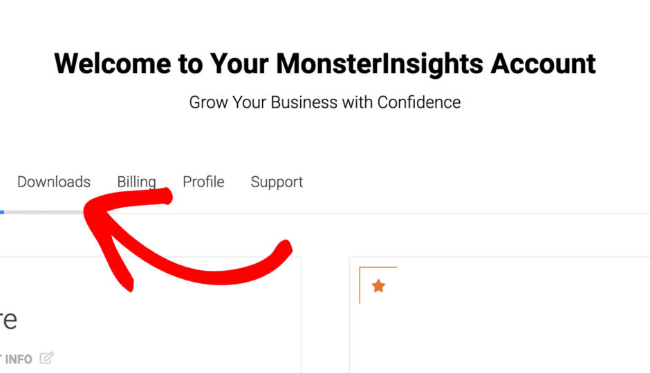download monsterinsights plugin to install gtag.js on your website