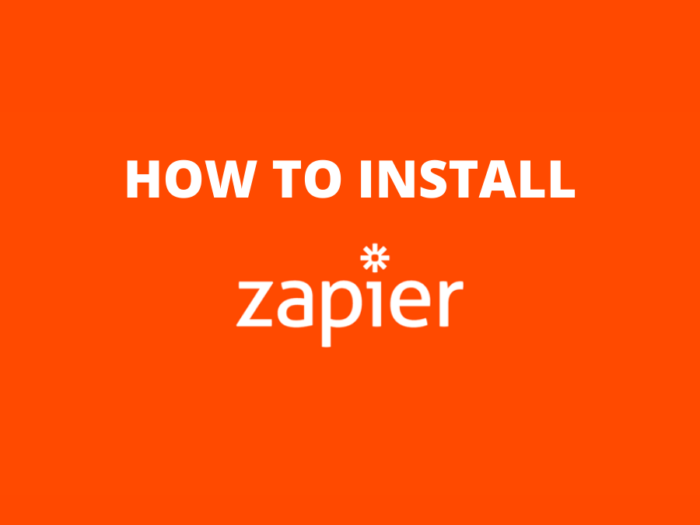 how to connect zapier