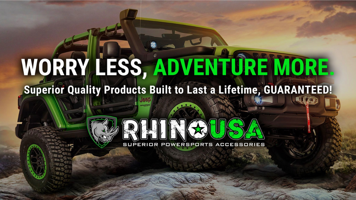 Rhino USA Discount Codes (20% OFF Coupon Codes)