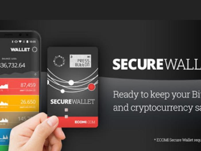 ecomi secure wallet promo codes