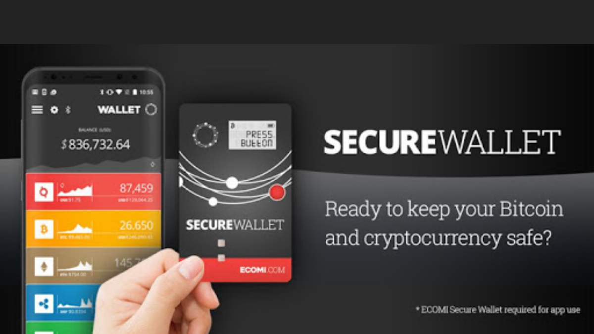 Ecomi Secure Wallet Promo Code (20% OFF Coupon Codes)