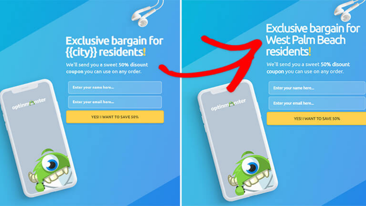 How to Use OptinMonster Smart Tags to Boost Sales?