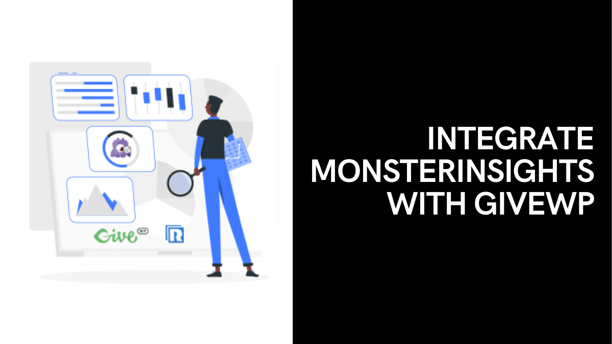 Integrate MonsterInsights with GiveWP & Restrict Content Pro