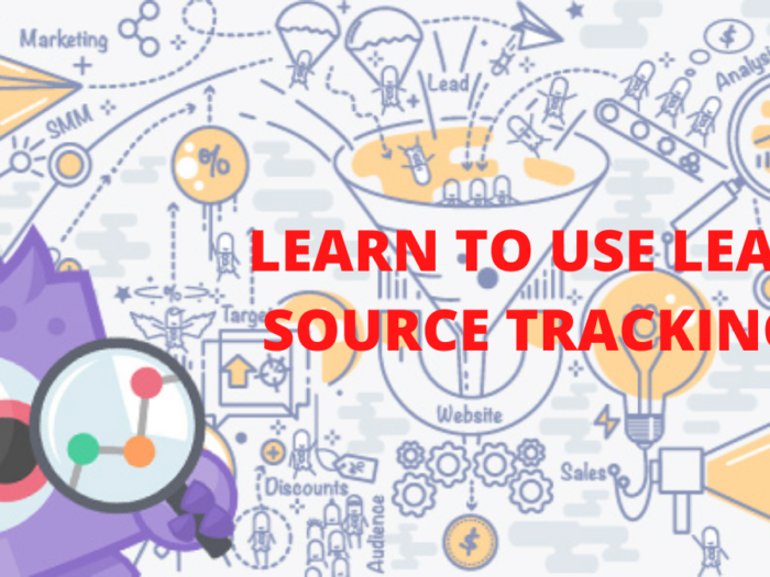 how to use lead source tracking