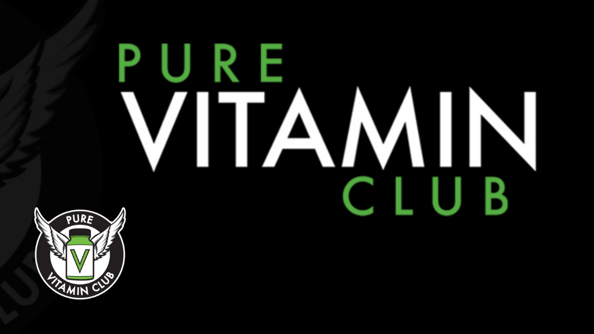 Pure Vitamin Club Coupon Code (15% OFF Discount Codes)