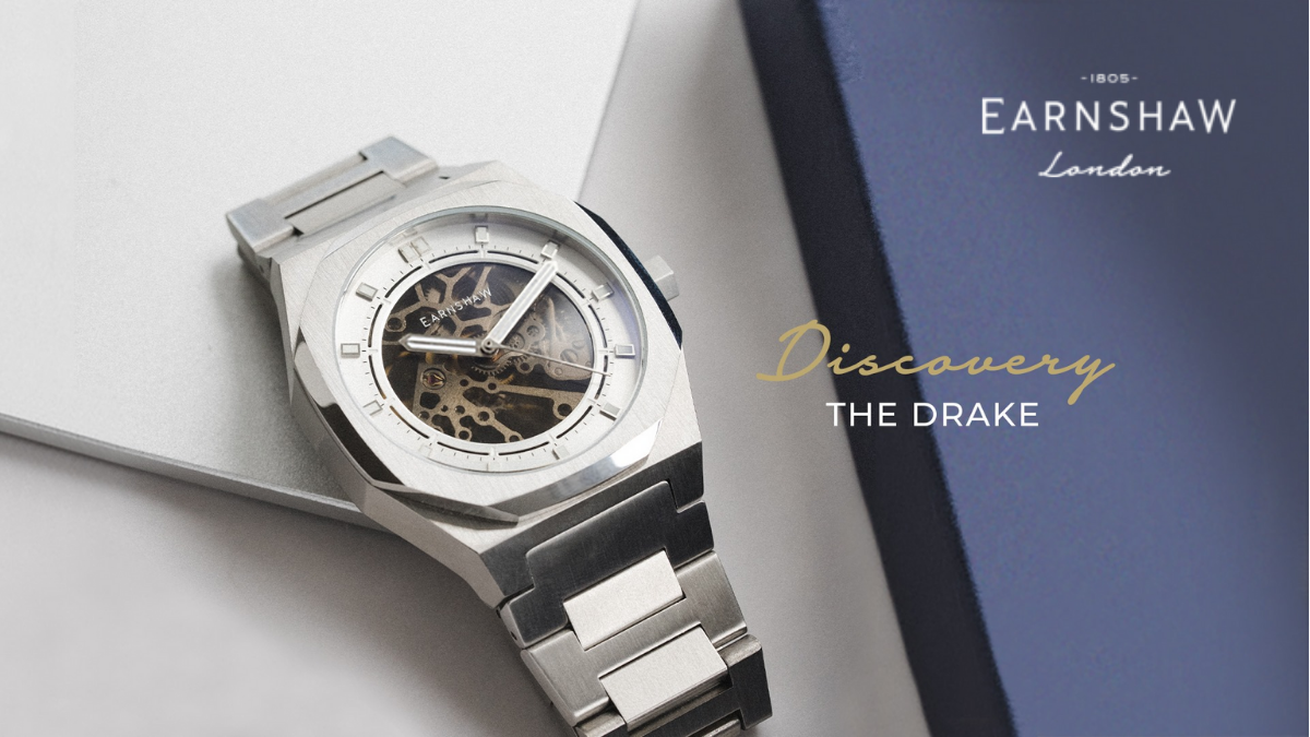Earnshaw Watch Discount Code (50% OFF Coupon Codes)
