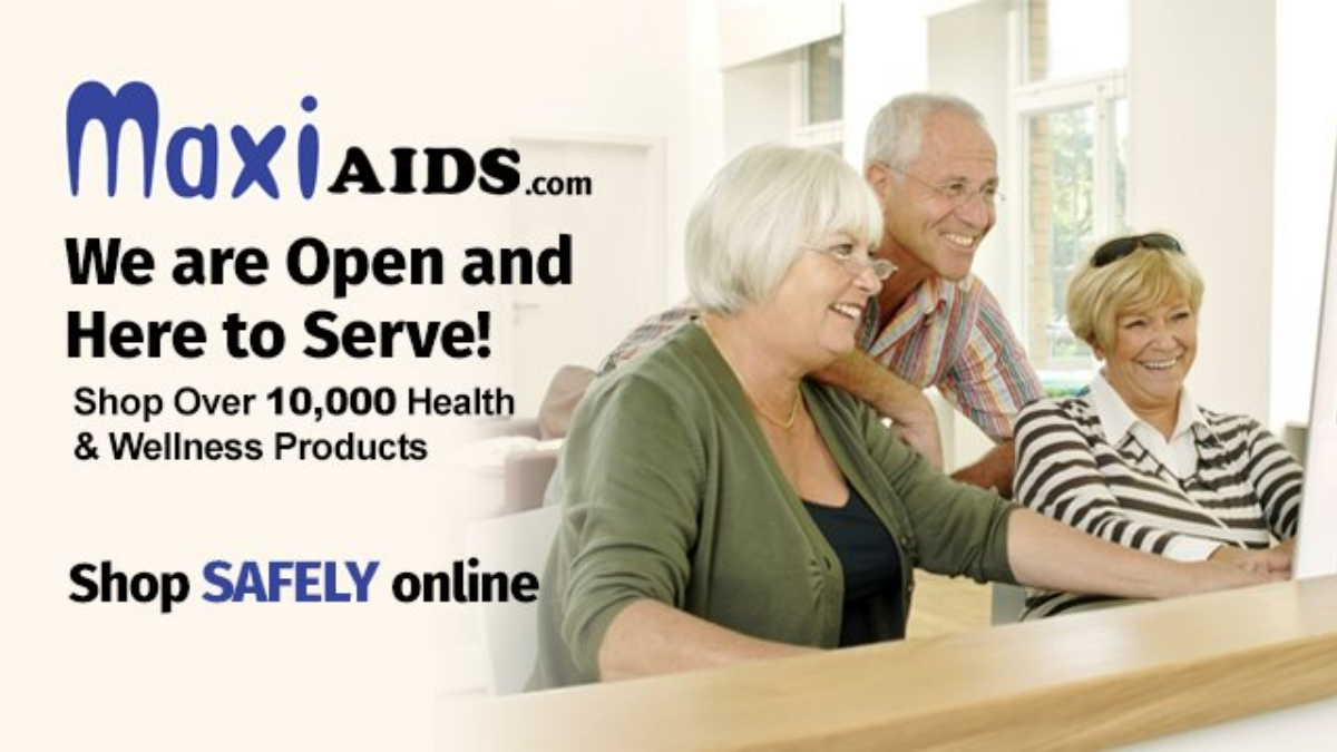 MaxiAids Coupon Code (Working 10% OFF Discount Codes)