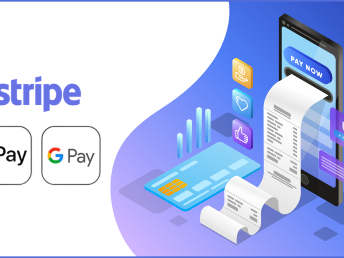 apple pay and google pay with stripe