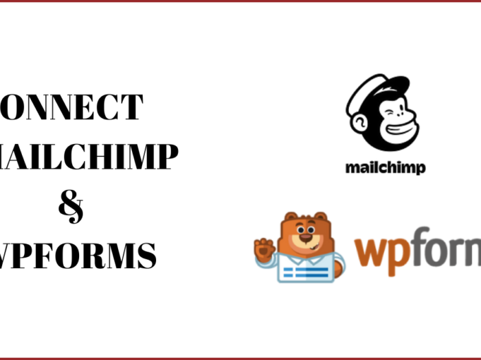 how to connect mailchimp and wpforms