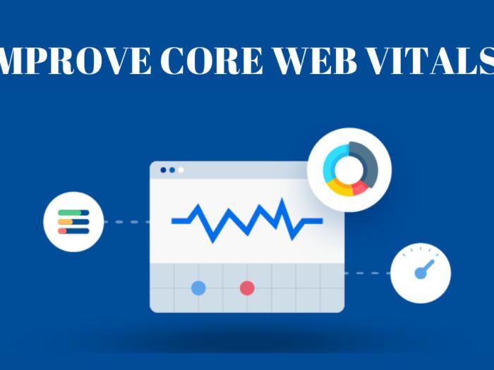 how to improve wordpress web vitals