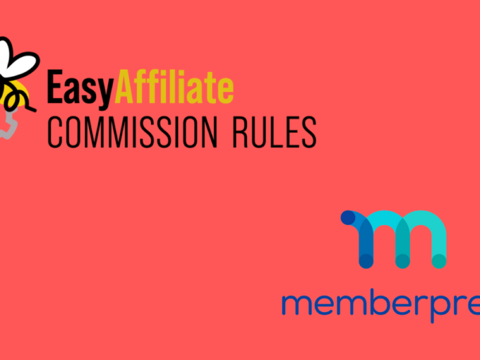 how to use easy affiliate with memberpress