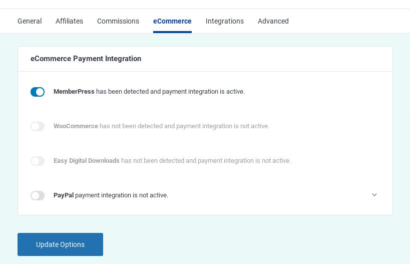 integrate easy affiliate with memberpress