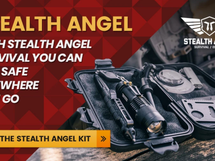stealth angel survival discount codes