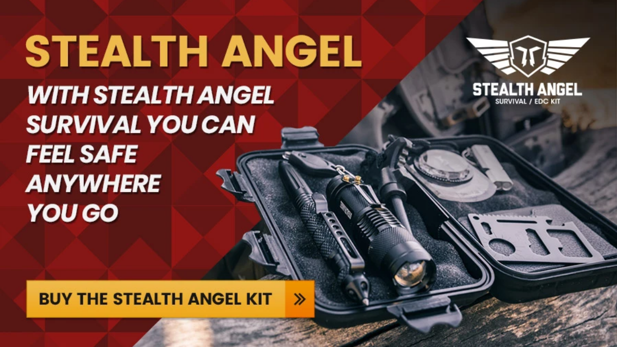 Stealth Angel Survival Discount Code (25% OFF Coupons)