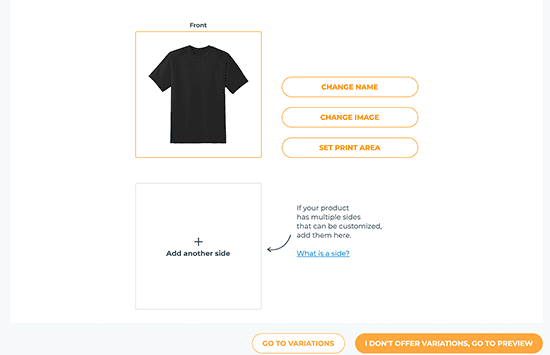 add product details with coocommerce product builder