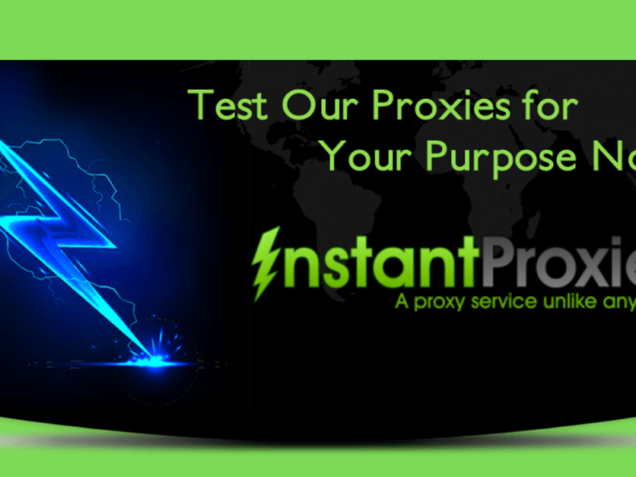 instantproxies coupon codes