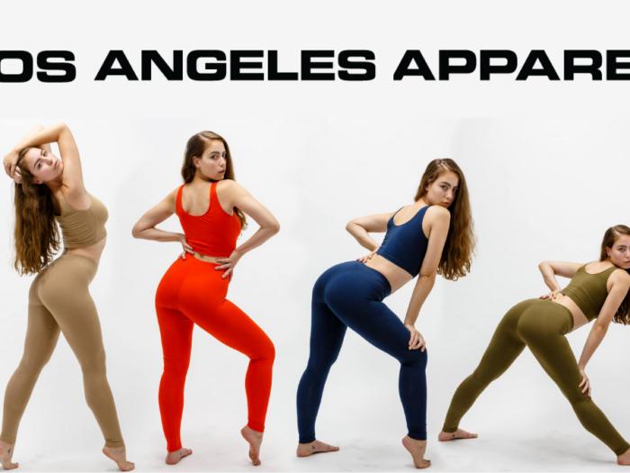 los angeles apparel discount codes