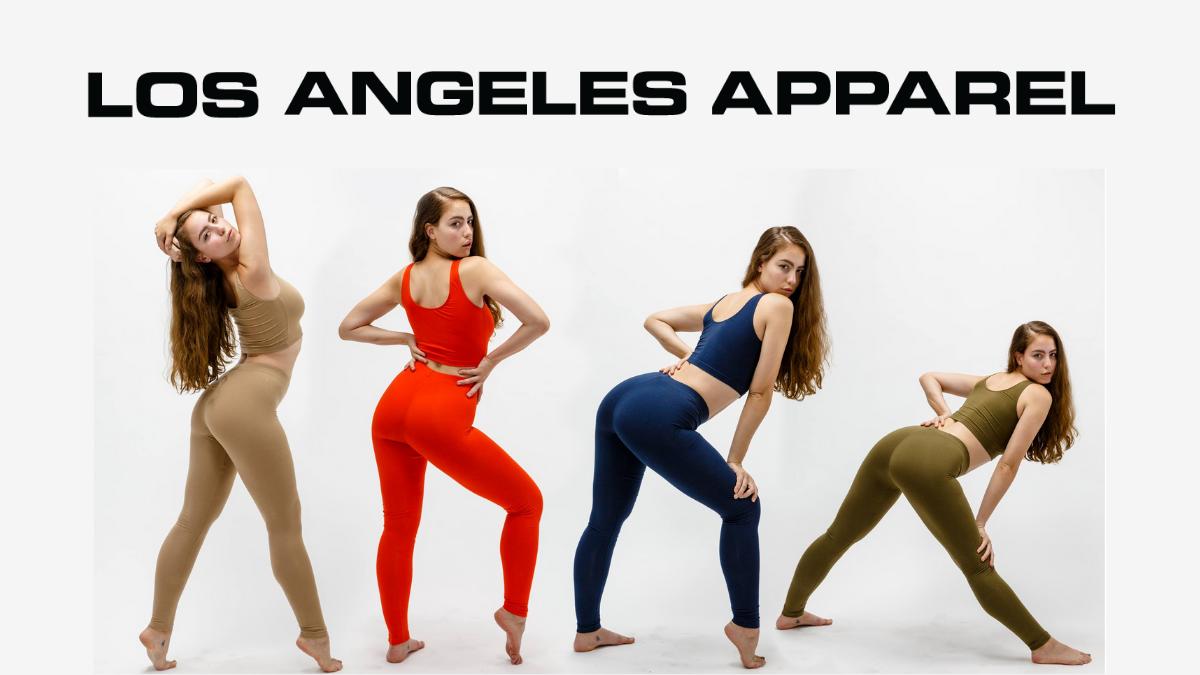 Los Angeles Apparel Discount Code (30% OFF Coupon Code)