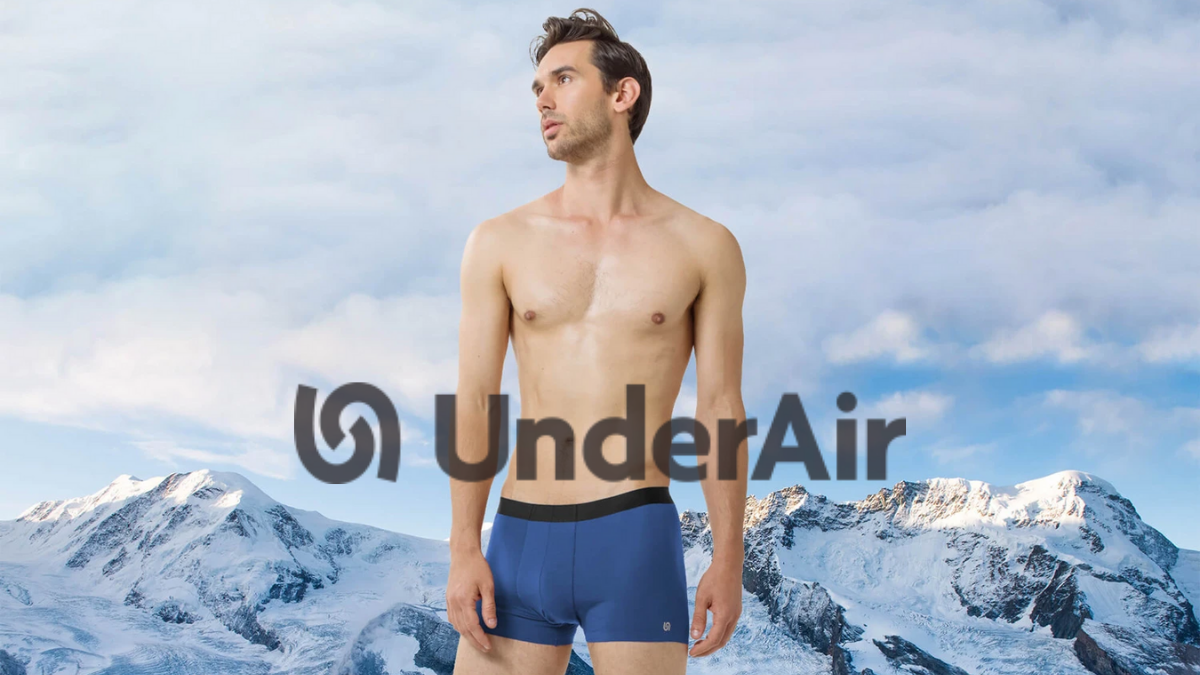 UnderAir Discount Code (Latest 10% OFF Coupon Codes)