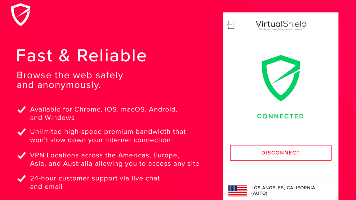 VirtualShield Coupon Code (Latest 50% OFF Discount Codes)