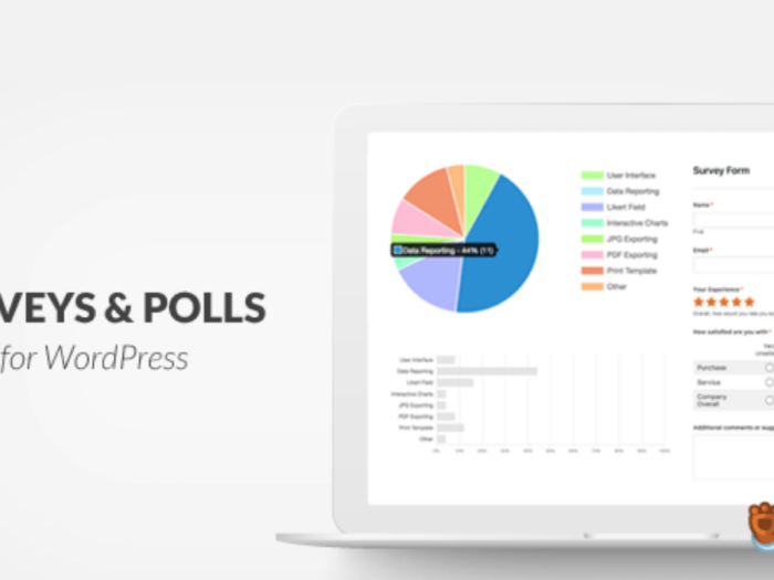 wpforms polls and survey plugin