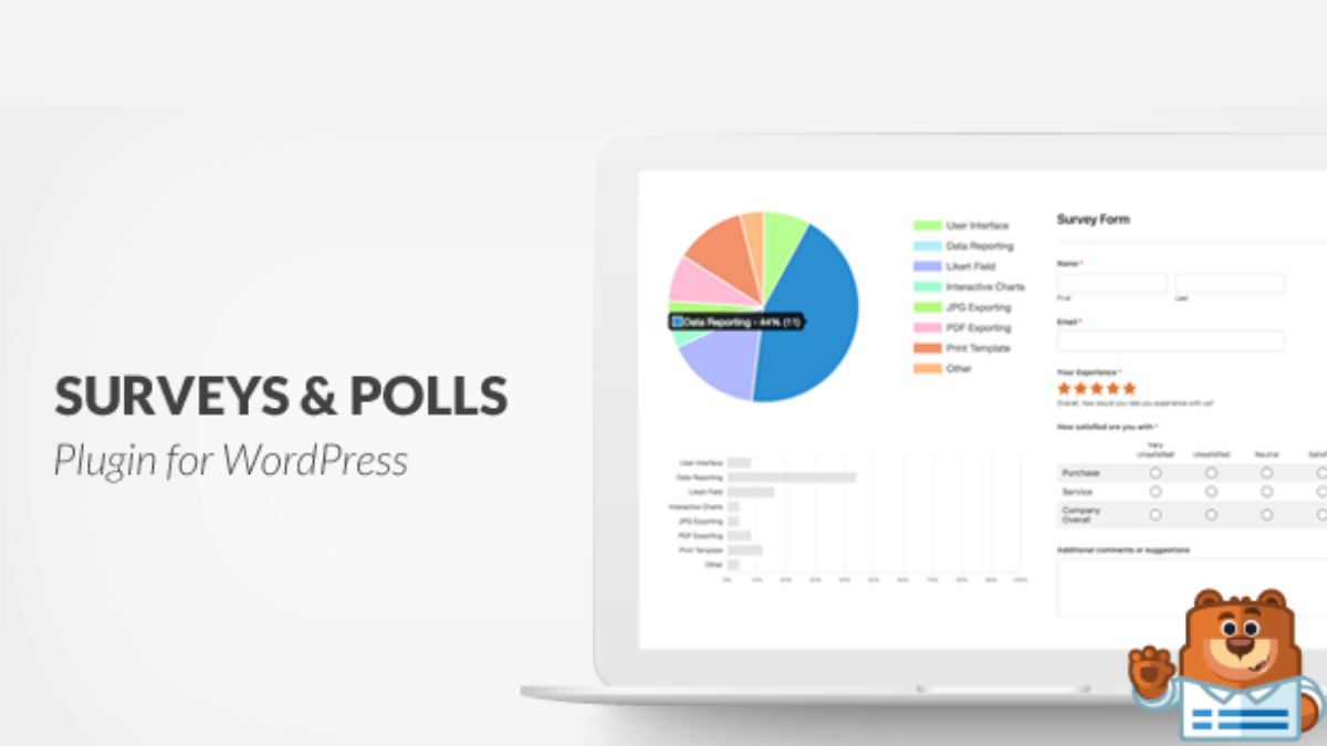 WPForms Polls and Survey Plugin (Introducing New Feature)