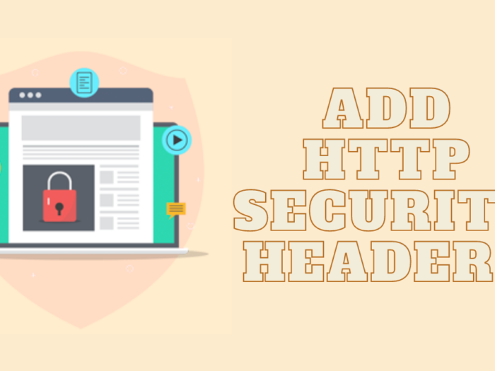 how to add http security headers